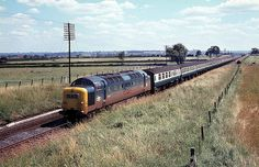 Dry Doddington Class 55 9021 down 12.00 Kings X to Aberdee… | Flickr