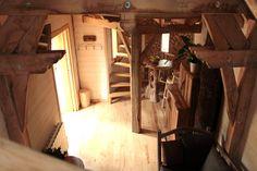 Cabane Milandes / Chateaux dans les Arbres