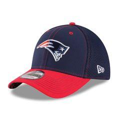 59083bbd9 Men's New England Patriots New Era Navy NFL Kickoff Neo 39THIRTY Flex Hat,  Your Price: $31.99