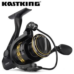 KastKing Lancelot Spinning Fishing Reel Max Drag Fishing Reel Series Gear Ratio for Bass Fishing Coil on sale at reasonable prices, buy KastKing Lancelot Spinning Fishing Reel Max Drag Fishing Reel Series Gear Ratio for Bass Fishing Coil. Walleye Fishing, Carp Fishing, Best Fishing, Fishing Reels, Fishing Tips, Fishing Lures, Fishing Bobbers, Fishing Table, Fishing Boats