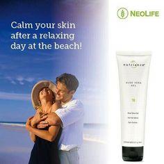 Relaxing Day, Aloe Vera Gel, Your Skin