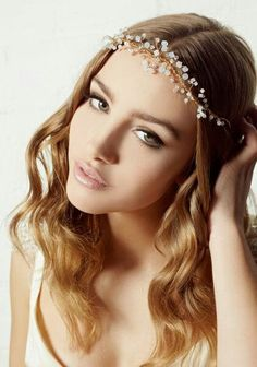 Delicate Headpiece