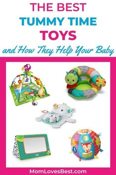 We've reviewed the 10 best tummy time toys for babies. Learn how to ensure safety and why tummy time is essential.