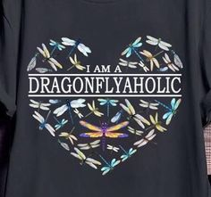 I am a Dragonflyaholic