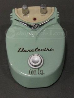 Danelectro Cool Cat Effects Box