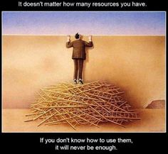 15 de novembro de 2014 Learn how to use your resources  It doesn't matter how many resources you have. If you don't know how to use them, it will never be enough. P A T C H W O R K *d a s* I D E I A S