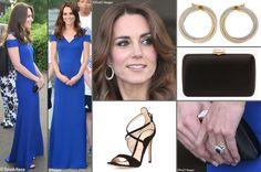 Duchess Catherine / Kate Middleton style - gorgeous!