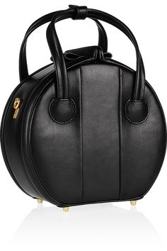 Showbox Darci small leather tote in Black  from Marc by Marc Jacobs