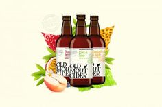 Old Mout is a challenger for brands such as Kopparberg and Rekorderlig