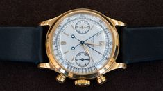 Found A Patek Philippe Ref. 1563 Owned By Duke Ellington And A Cloisonné World Time Clock, Coming Up At The Patek Grand Exhibition