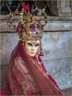 Photos Masques Costumes Carnaval Venise 2016 | page 1