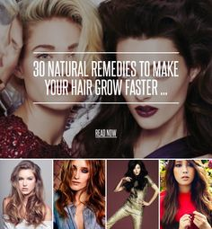 30 Natural Remedies to Make Your Hair Grow Faster ... - Hair [ more at http://hair.allwomenstalk.com ] Discovering how to make your hair grow faster can be difficult, especially if you want to go the natural way. I know that when I cut all of my hair off (it was down to the middle of my back and I went up to just above my shoulders), I was devastated. I liked it for a week, but after that, I wanted my hair back. Learning how to make your hair gro... #Hair #White #Make #Scalp #Whites…