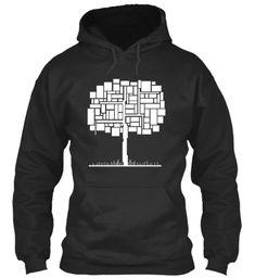 Geometrical Tree Products from Minimal Wear Hoodies, Sweatshirts, Minimalism, Sweaters, How To Wear, Design, Products, Fashion, Moda