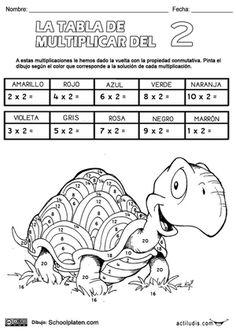 Third Grade Art, 4th Grade Math, Math 4 Kids, Multiplication Facts Practice, Math Tables, Math Sheets, Math Magic, Math Intervention, Home Schooling