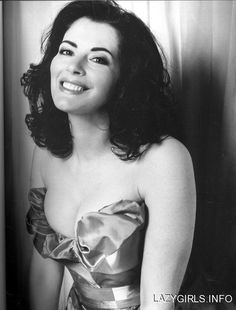 Nigella Lawson! She's great! Nobody else can make a baked potato sound beautiful!