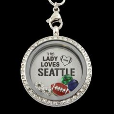 This Lady Loves Seattle Football Necklace, Order HERE ==> https://www.sunfrog.com/Sports/This-Lady-Loves-Seattle-Football-Necklace-Guys-Black.html?id=41088 #christmasgifts #xmasgifts #footballlovers