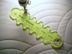 EZ Arc quilt tool.