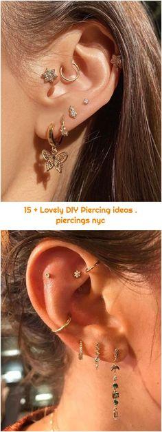 Unique Piercings