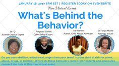 What's Behind the Behavior? Teenage Behavior from Expert's Persepctive