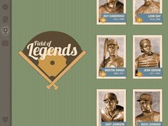 Review: Negro Leagues Baseball Museum for iPad