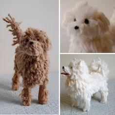 We love Sian Keegan's 3D pet portraits.