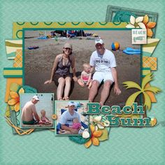 Lazy at the Lake by Scraps n Pieces