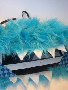 Monster Book of Monsters Nook cozy... I have a Nook Color (hint hint)