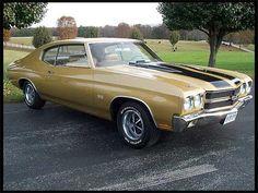 1970 Chevrolet Cheve