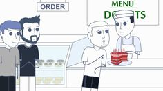 Rooster Teeth Animated Adventures Donuts for Cake