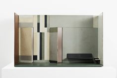 Historical survey exhibition of works from the 1950s by Lygia Clark on view at Alison Jacques Gallery