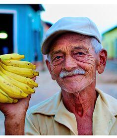 The banana man . Cuba