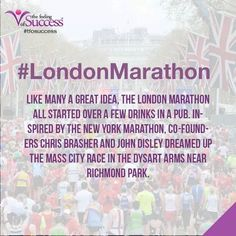 Everything about Virgin London Marathon is interesting! New York Marathon, London Marathon, Motivational Memes, Richmond Park, Facts, Feelings, Sports, Hs Sports, Sport