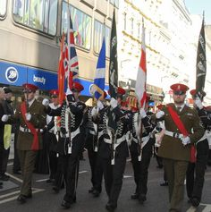 #ULSTER #COVENANT #PARADE,#BELFAST,#NORTHERN #IRELAND.2012. Belfast Murals, Orange Order, Marching Bands, The Covenant, Northern Ireland, Current Events, Flute, Irish, History
