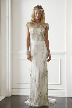 Couture Wedding Gowns, Bridal Gowns, Wedding Veils, 1920s Wedding, Wedding Art, Wedding Quotes, Wedding Vintage, Hair Wedding, Wedding Ideas
