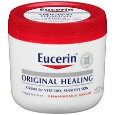 Eucerin Original Healing Rich Creme 16 Ounce Pack of 2 ** Details can be found by clicking on the image.