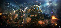 Last Battle by mzrkart