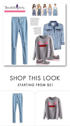 """""""beautifulhalo#74"""" by e-mina-87 ❤ liked on Polyvore featuring Skechers and bhalo"""