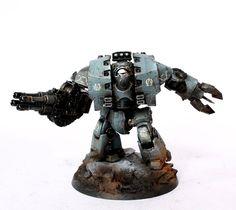 Former Stryker Captain Ancient Korgus - Leviathan Dreadnought