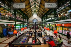 Central Sofia Market Hall - Sofia Bulgaria | Flickr - Photo Sharing!