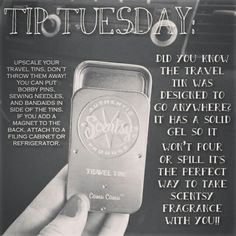#scentsy #scentsyconsultant  #tiptuesday www.facebook.com/TiffanyYourScentsyLady makesscentswright.scentsy.us