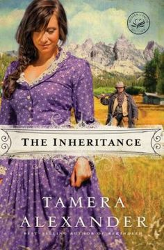 """""""The Inheritance"""" by Tamera Alexander was a 2010 Christy Award finalist in Historical Romance."""