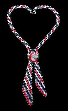Jakob Bengel Art Deco Necklace (Ref: 6531)