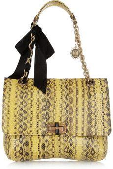 Lanvin: happy elephe shoulder bag