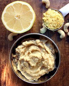 Veganmisjonen: Cashew ricotta