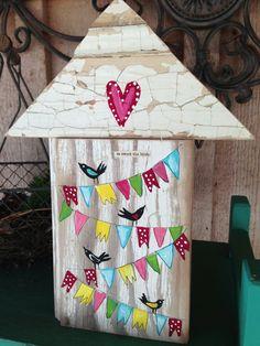 So Sweet Birds Farm House Decor  by evesjulia12 on Etsy