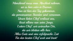 Spruche Abschied Chef Nett Dankeschon Abschied Pinterest