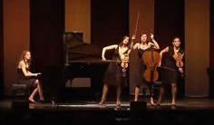These Four Talented Ladies Walked on Stage. What They Did Next Blew The Audience Away!