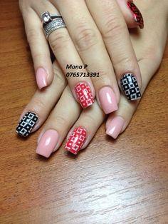 Konad Stamping Nail Art