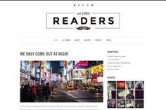 Readers - Responsive WordPress Theme by KS Designing on Creative Market