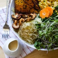 a macrobiotic take on the holidays